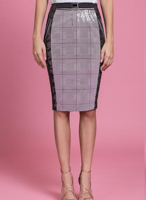 Glen Gray Skirt